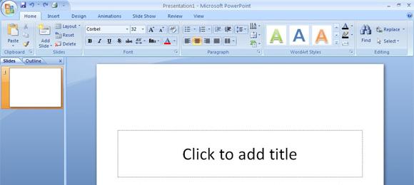 Powerpoint online gratis