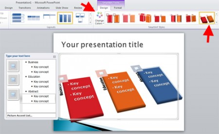 how to add bullet points in powerpoint 2013