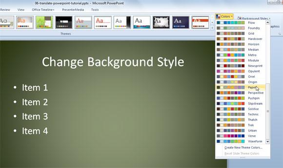 presentaciones de powerpoints