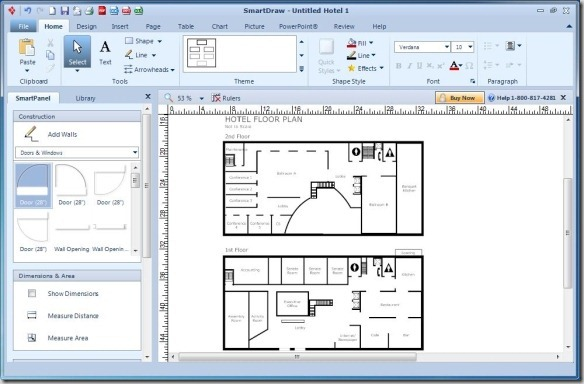 Crear Diagramas Para PowerPoint Con SmartDraw