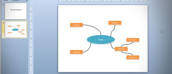 Pasos Para Hacer Una Presentacin De PowerPoint Con Mapas Mentales