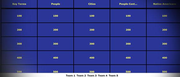 Plantillas Jeopardy Para PowerPoint