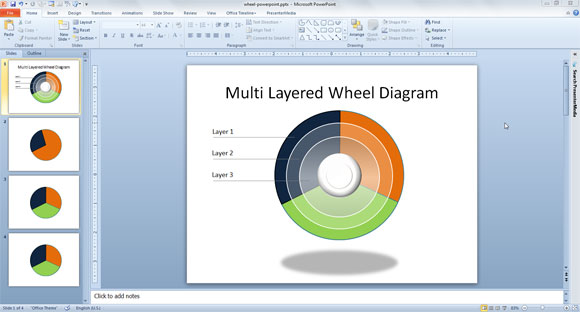 Chart templates microsoft word