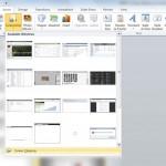 Cómo hacer una captura de pantalla para PowerPoint