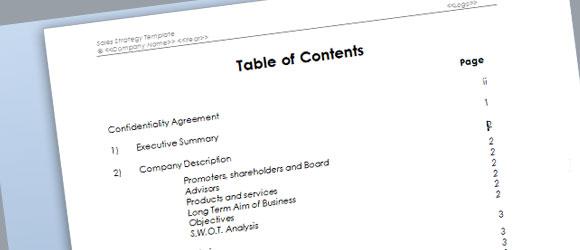 Plantilla de Estrategia de Ventas en PowerPoint