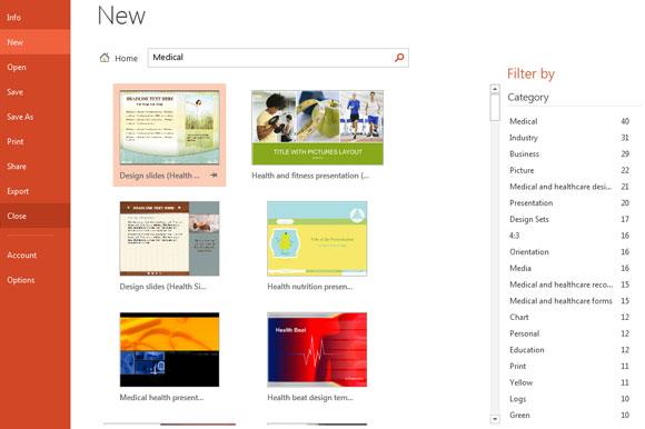 diapositivas powerpoint 2013