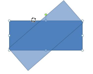 rotacion en powerpoint
