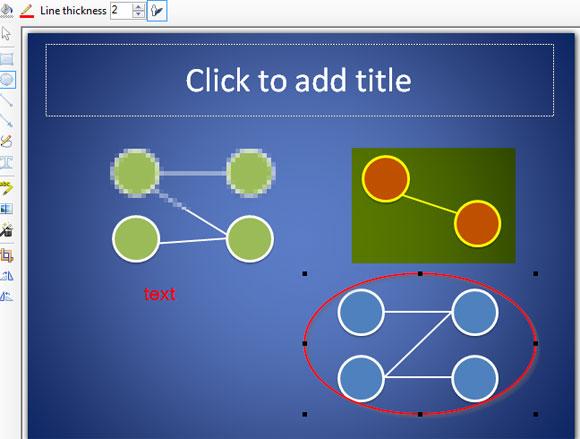 grafico powerpoint