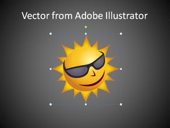 vectores illustration powerpoint
