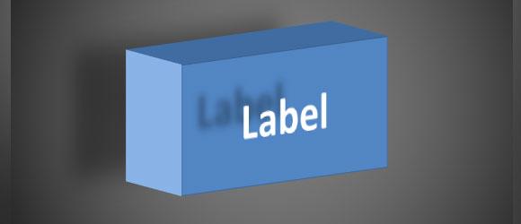 label 3d