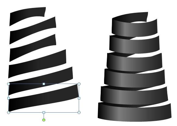 espiral template