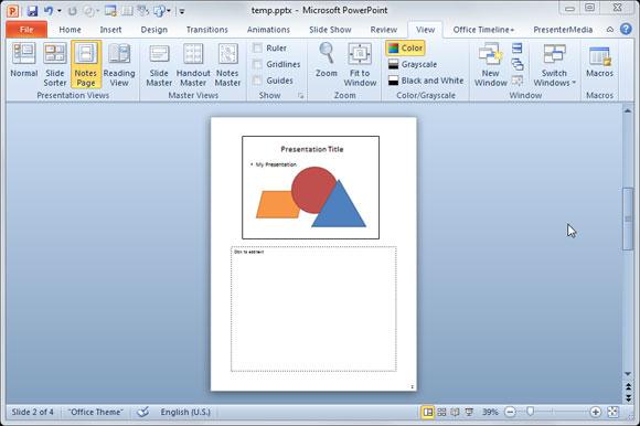 vector powerpoint