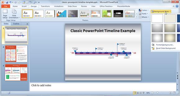 powerpoint eficaz diapositiva plantilla gratis