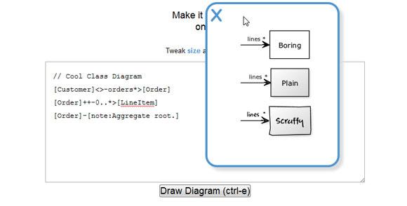 crear diagramas uml ppt