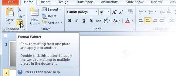copiar formato