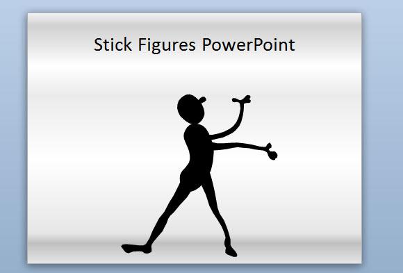 3d figura plantilla gratis powerpoint