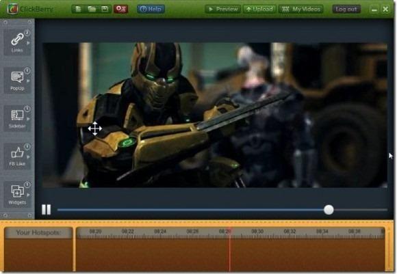 crear videos interactivos