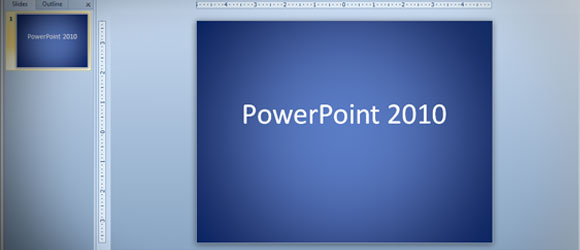 actualizar a PowerPoint 2010
