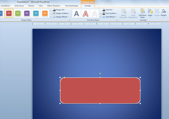 formas 3d powerpoint