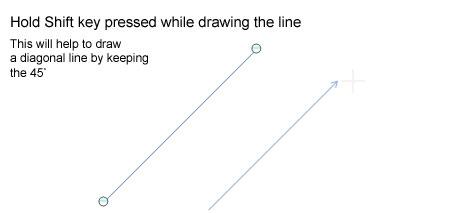 Cómo Agregar una Línea Diagonal en PowerPoint 2010