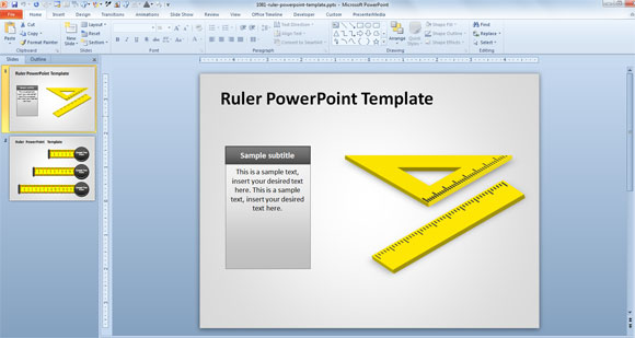 Descargar plantillas para Power Point 2010 animadas
