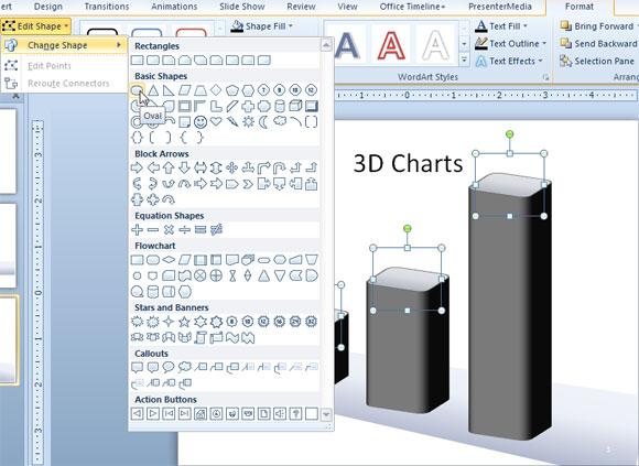 crear presentaciones 3d con powerpoint