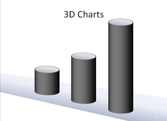 graficos 3d powerpoint
