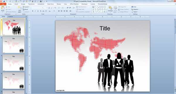 temas para ms office powerpoint 2010