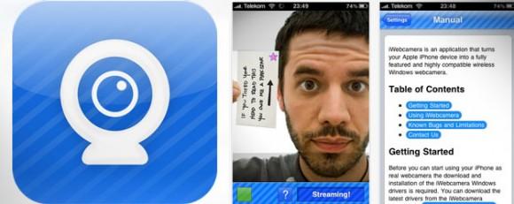 Cómo Convertir tu Smartphone en una Cámara Web para realizar Reuniones y Presentaciones Online