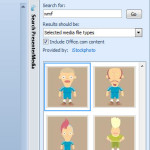 Cómo Combinar Imágenes y Formas en PowerPoint 2010