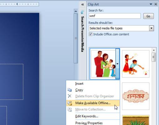 Colección de Clipart Para Presentaciones PowerPoint