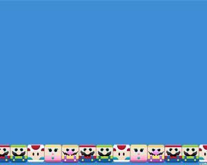 Juego de Super Mario Bros Plantilla PPT