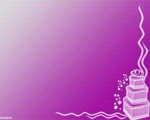 Torta Plantilla Powerpoint PPT Template