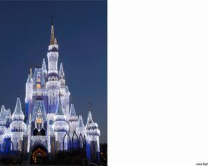 Castillo de Disney PowerPoint