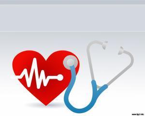 Pulso Cardiaco Plantilla Powerpoint
