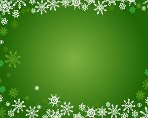 Christmas Snowflake PPT