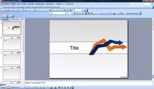 plantilla de powerpoint para administraci u00f3n de negocios