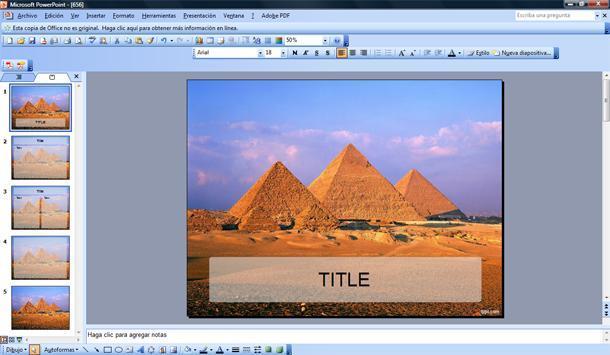 pir u00e1mides de egipto plantilla powerpoint